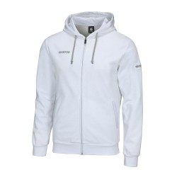 WIRE full zip hooded senior